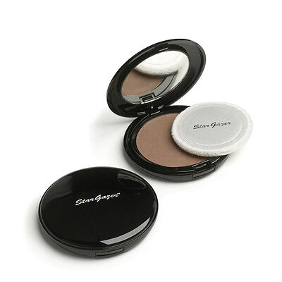 Stargazer Pressed Face Powder Compact Mirror - All Shades Available