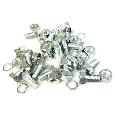 Ford Gpw F Marked Body Handle Bolt, Nut And Washer Set Of 16