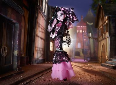 Monster High Draculaura Collectors Gothic Horror Scarry Doll Collectible Toy