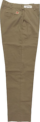 Red Kap Pants Khaki Industrial Work Uniform PT20KH Pre-Owned [MANY SIZES]