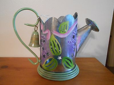 Partylite Lilac Watering Can Tealight holder