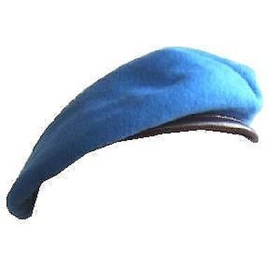 British Army - Light Blue Beret - Brand New - 54cm Only - SP1198