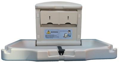Baby Changing Table- Horizontal White - Discounted Cleaning Supplies 8252-H