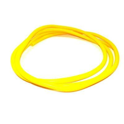 "Taylor Wire Conduit 38116; Convoluted Tubing Yellow 3/8"" 500'"