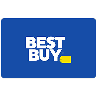 Best Buy Gift Card $25 $50 $100 - Fast Email delivery