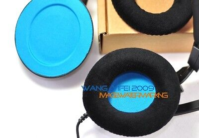 Velour Ear Pads For Corsair HS1 HS1A Vengeance Series Gaming Headset Headphone