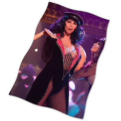 Cher Flag Banner NEW I Got You Babe You Haven't Seen The Last Of Me D2K Believe