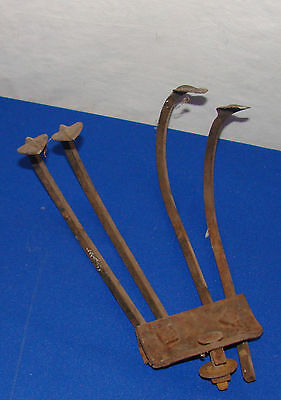 vintage PART ATTACHMENT #1 garden cultivator WEEDER hoe TOOL --- SEE PIC (S)