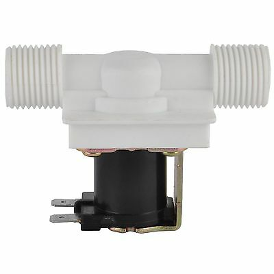 """1/2"""" Brass Air N/C  Normally Closed 12V Electric Solenoid Valve Water"""