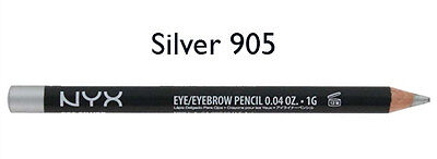 NYX Eye Pencil - New - Colour: Silver 905