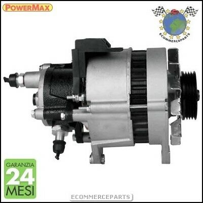 C23 Alternatore PowerMax FORD TRANSIT Furgonato Diesel 1991>1994