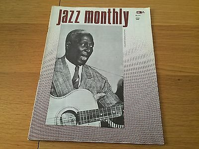 Jazz Monthly No.171 June 1969 Barney Kessel,leadbelly,count Basie