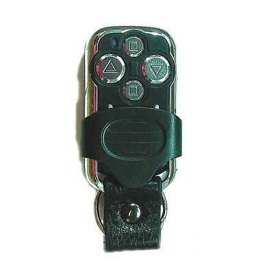4 Button Remote For My Roller Shutter Control Panel Kit