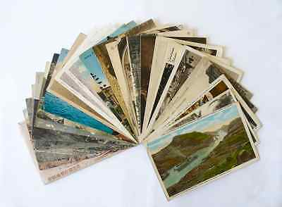 Mixed Lot of Vintage Postcards!
