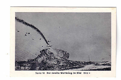 WW2-Original Vintage Military PHOTO Germany FIGHTER AIRPLANE 3
