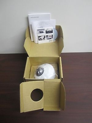 New Axis P3904-R Network Security Camera 0640-001 [7D]