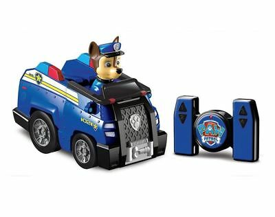 Paw Patrol My First RC Chase Rescue Racer Remote Control Cruiser Car 2.4GHz Toys