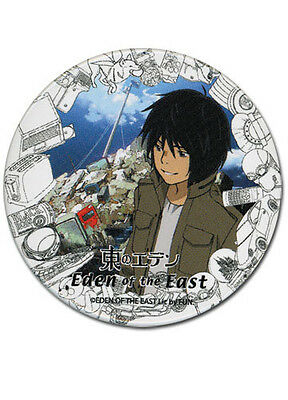 Eden Of The East Akira Button GE6796