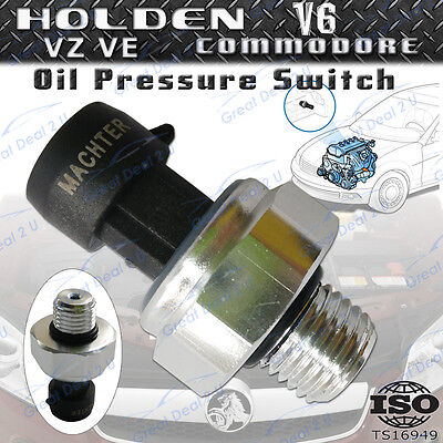 Oil Pressure Switch Sensor for Holden Commodore V6 3.6L VZ VE LEO LY7 12621649