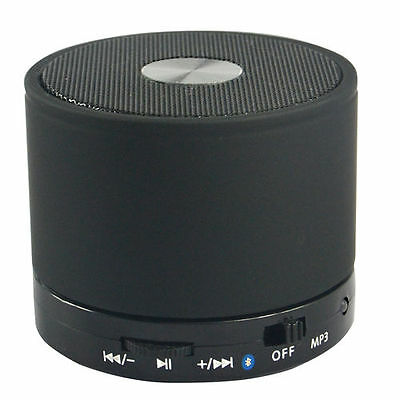 Bluetooth Wireless Speaker Portable&Rechargeable For Samsung iPhone iPad HTC