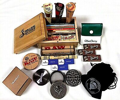 RAW Box MontCherry Deals with all Products Fully Loaded Gift Sets by eTrendz