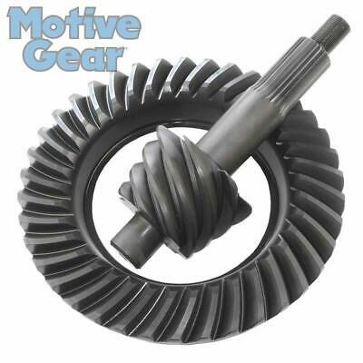Renegade by Motive Gear Ring /& Pinion F9-411A; Replacement 28 Spline 4.11 Ratio
