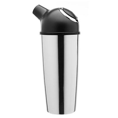 New Trudeau Easy Pour Cocktail Shaker 600ml