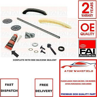 OEM Seat Cordoba Ibiza 1.2 Petrol Timing Chain Kit AZQ BXV BZG Engine 03E198229A