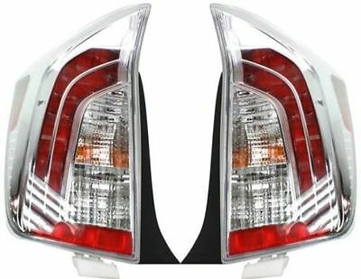 2012 2013 2014 2015 Toyota Prius Tail Lamp Light Driver Left & Passenger Right