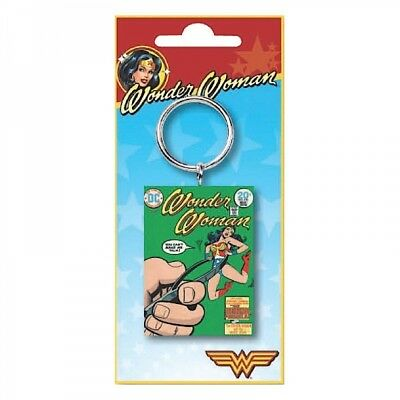 Wonder Woman Metal Keying Key Chain DC Comics Official Licensed Product NEW