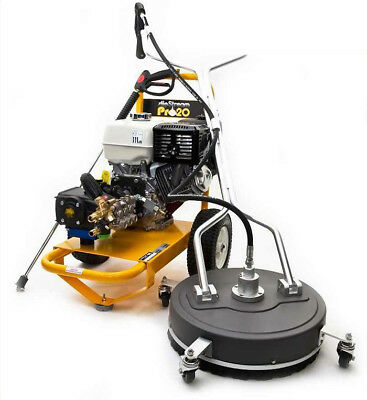 The Slipstream Pro 20 - Patio & Paving Cleaning - Feature Packed Package