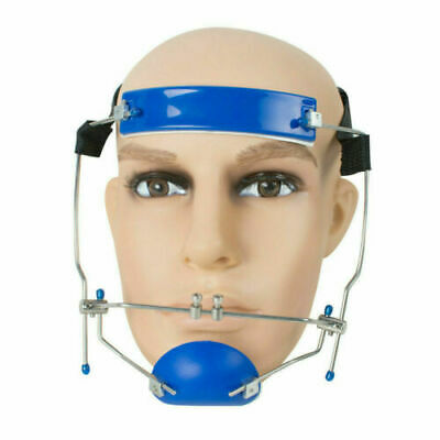 1 X  Dental Orthodontic adjustable Reverse-Pull Headgear Face Mask