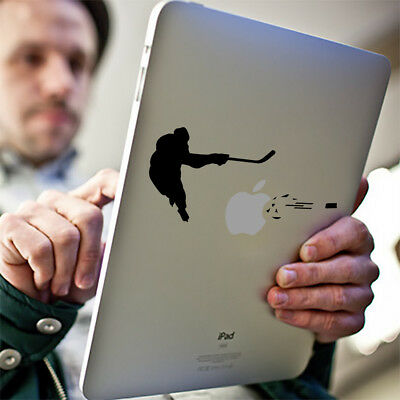 ICE HOCKEY Apple iPad Decal Sticker fits iPad Air & iPad Mini models