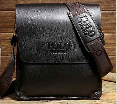 Borsello uomo pelle tracolla POLO videng  men crossbody bag