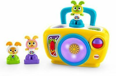 Fisher Price Beatbo Boogie Boom Box Toddler Baby Toys for Girls Boys Gift 6Mths+
