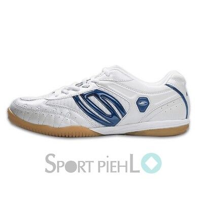 Donic Waldner Flex 2 Table Tennis Shoe Indoor Shoes White Blue 310217
