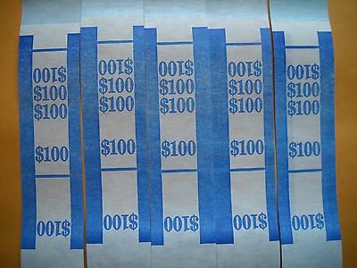 25 currency straps bands USA $1 bills