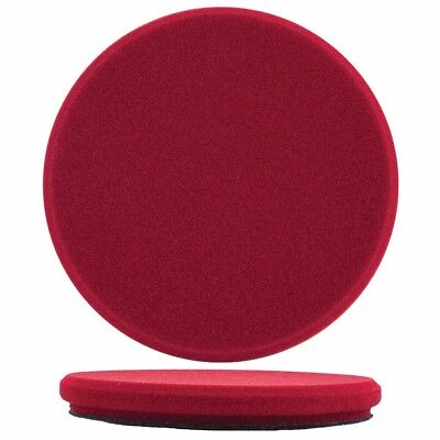 "NEW Meguiar's Soft Foam Cutting Disc - Red - 5"" DFC5"