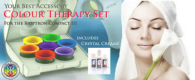 Bioptron Compact III Colour Therapy Set for the Compact 3 (SOLD SEPARATELY)