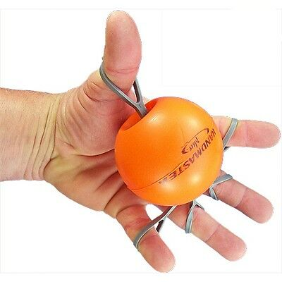 Handmaster Plus Hand Exercise Ball Strength Therapy Resistance Finger Injury NHS