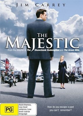 The Majestic  DVD R4