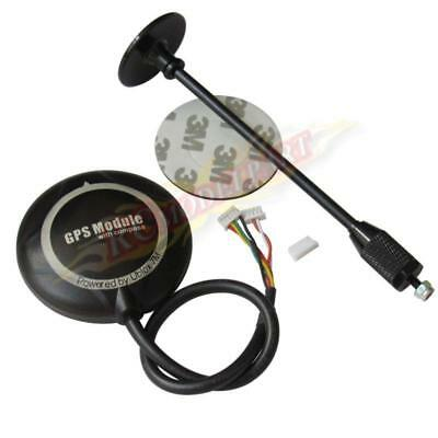 Ublox NEO-7M GPS Module w/Compass & Bracket for APM2.6 APM2.8 Pixhawk PX4 Flight