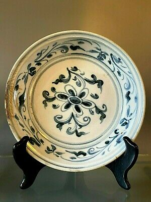 Hoi An Chinese Shipwreck Cargo Floral Dish c.1840