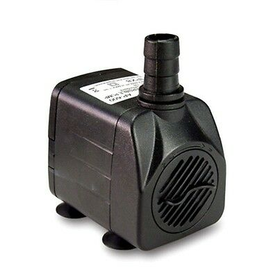220V Submersible Fountain and Pond Water Pump 8.5W UK Plug