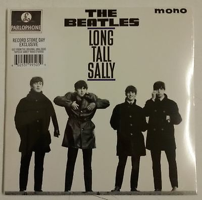 "The Beatles Long Tall  Sally Single 7"" UK Record Store Day 2014"