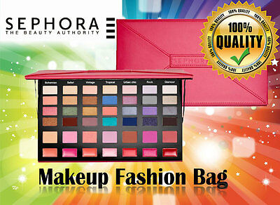 Sephora ICONIC looks Makeup Palette eyeshadow lipgloss Fashion Bag Valentine's