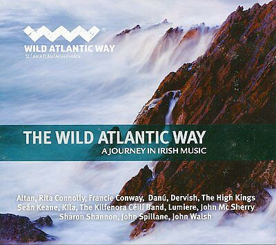 The Wild Atlantic Way - A Journey in Irish Music CD