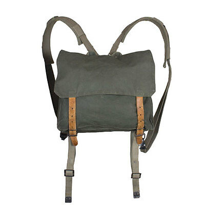 Government Issue Yugoslavian Serbian Military Surplus Army Patrol Pack Bag OD