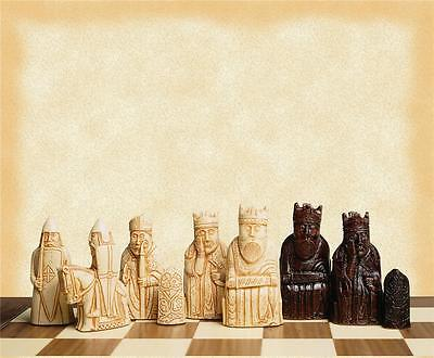 Studio Anne Carlton SAC Isle of Lewis Chess Set - A102 - new - (Pieces only)
