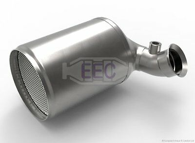 Diesel Particulate Filter / Dpf For Peugeot 407 1.6 2004- Dpf050